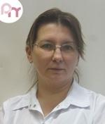 Трошина Ольга Валерьевна