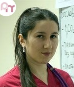 Абдулагаева Рамина Зейнутдиновна