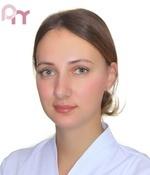 Абашидзе (Кунтышева) Ксения Евгеньевна