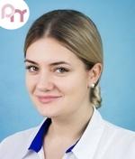 Агапова Екатерина Игоревна