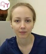 Большакова Анна Сергеевна