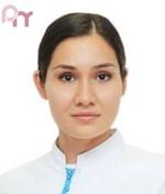 Абубакирова Евгения Валерьевна