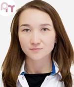 Александрова Анна Алексеевна