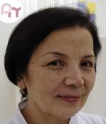Бекболотова Татьяна Темировна