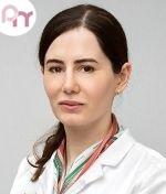 Абдуллаева Наида Кадиевна
