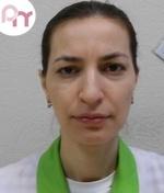 Алиева Зарема Шамильевна