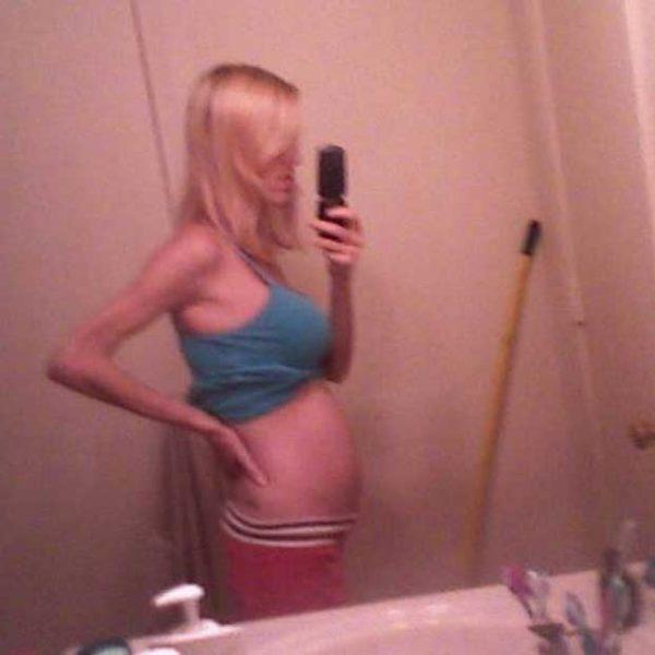 Живот на 18 недели беременности, фото 3