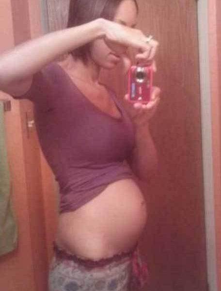 Живот на 18 недели беременности, фото 4