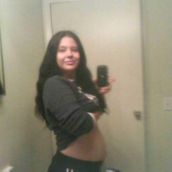 Живот на 18 недели беременности, фото 7