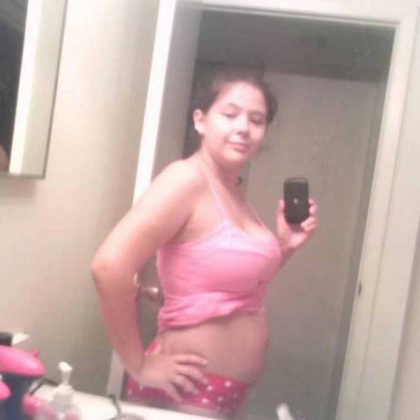 Живот на 19 недели беременности, фото 5
