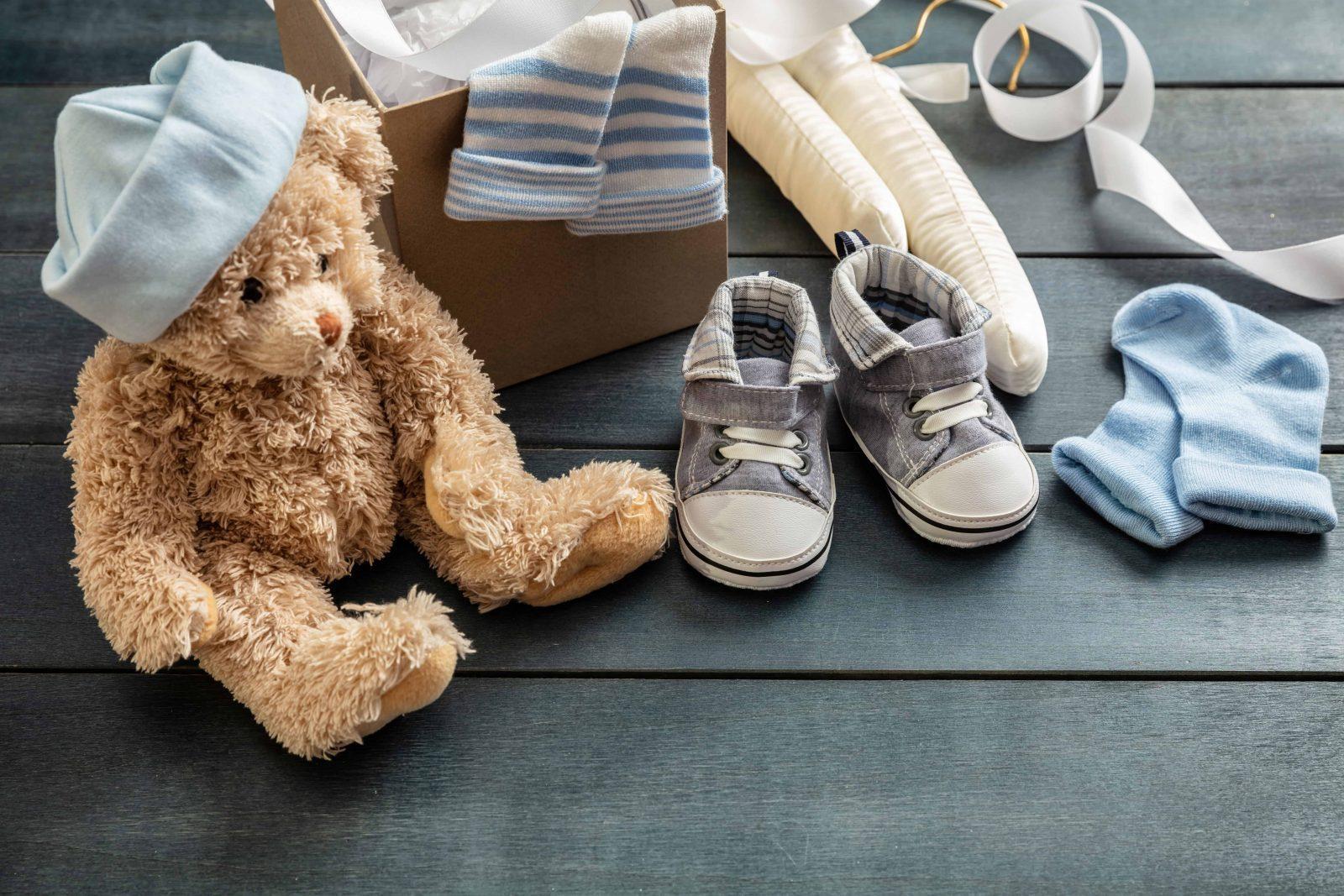 Список что нужно купить для новорожденного ребенка