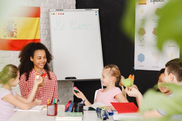 Иностранный язык: когда и с чего лучше начинать?