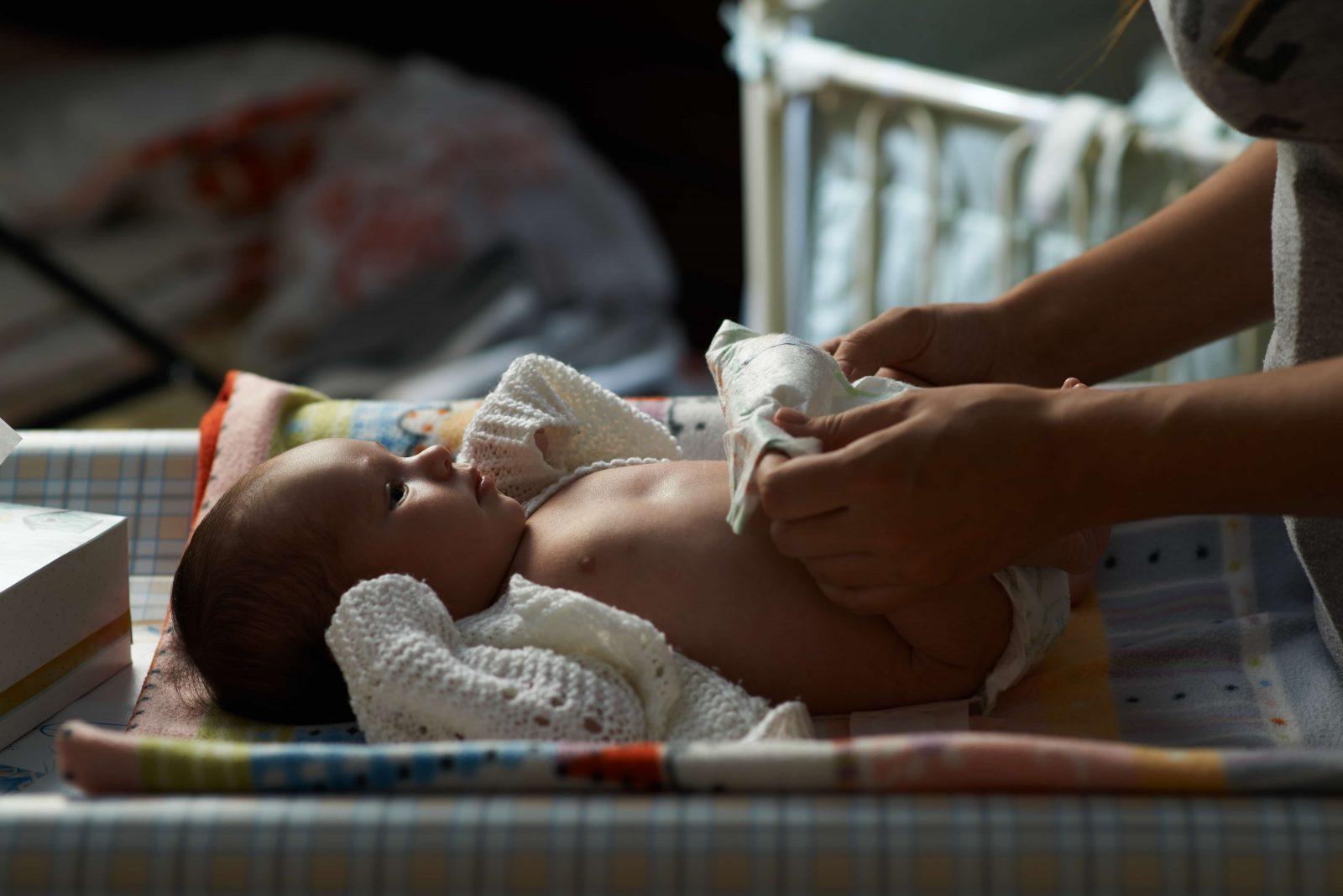 Комфорт новорожденного после родов