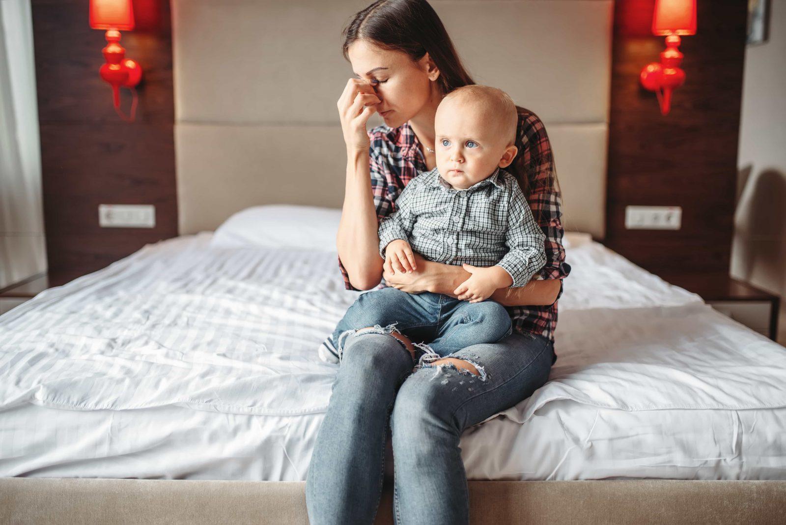 Эмоциональное выгорание часть 2: материнское чувство вины
