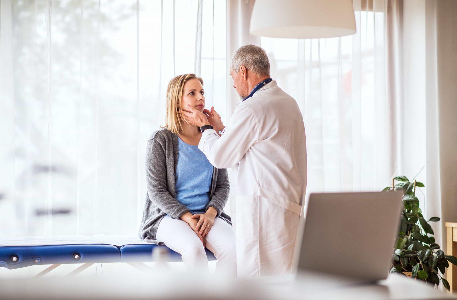 Щитовидная железа и беременность: хватает ли вам йода?