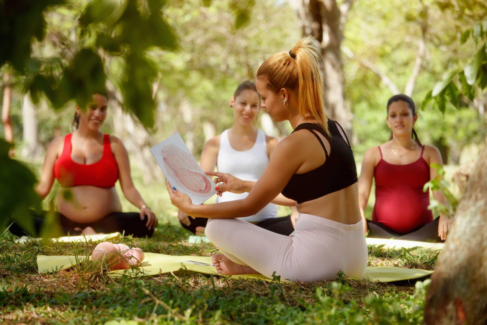 Курсы для беременных: чем они помогут, что дадут будущим родителям