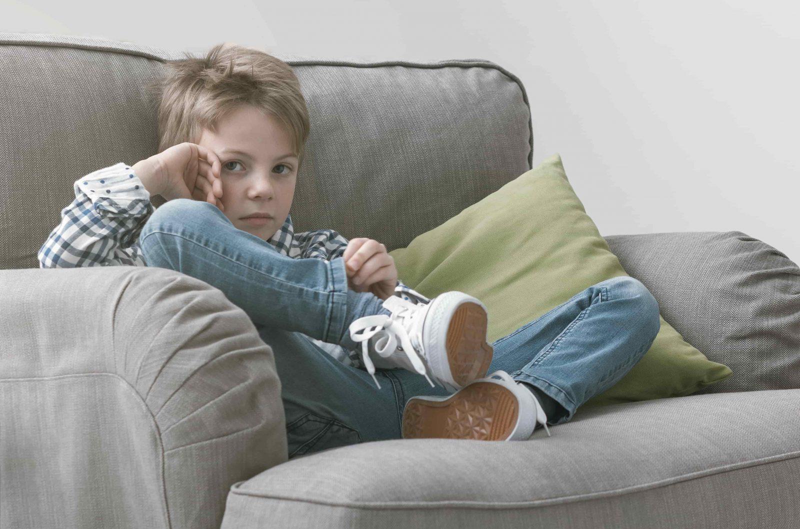Депрессия у детей: каприз или проблема?