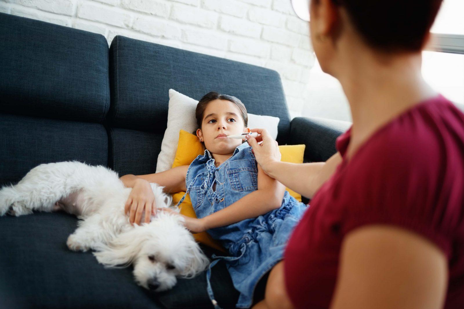 Ребенок часто болеет: как поднять иммунитет