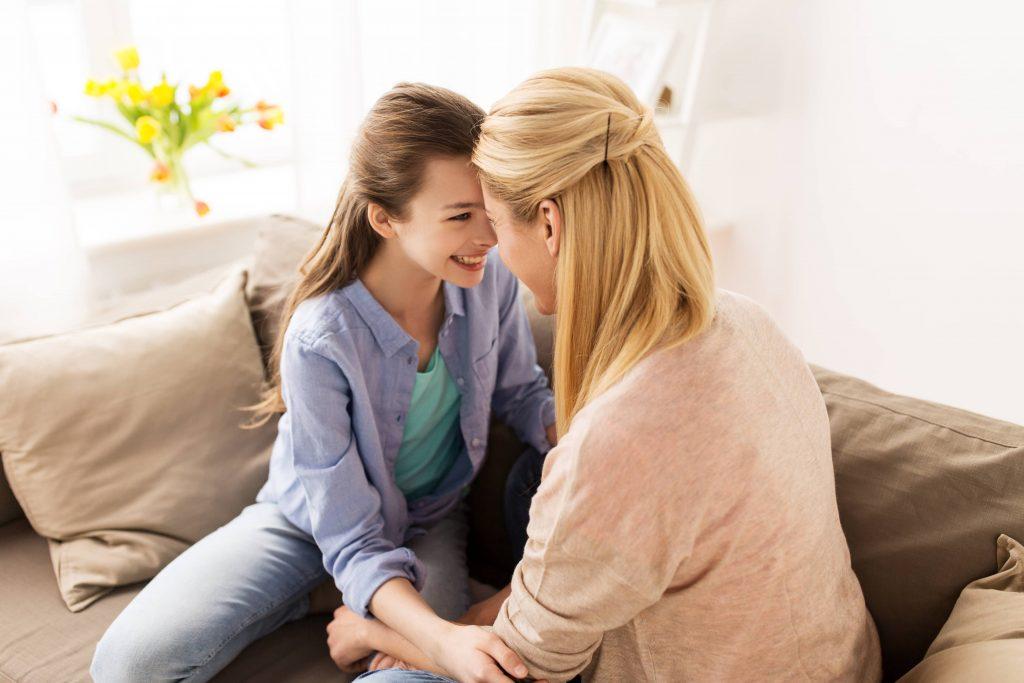 Подросток и взрослый: особенности общения