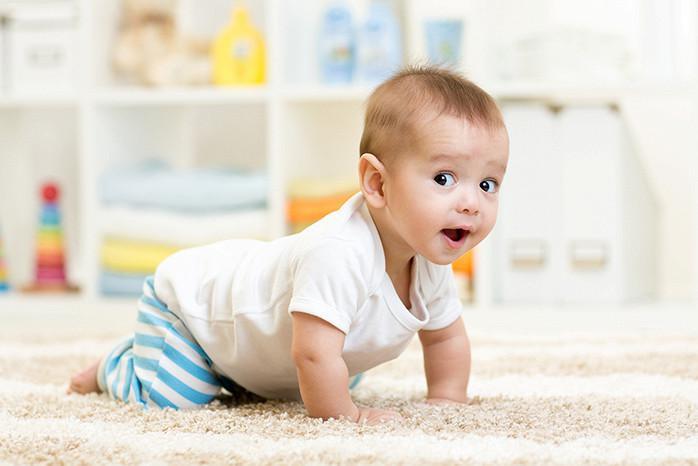Что ребенок должен уметь в 1 год