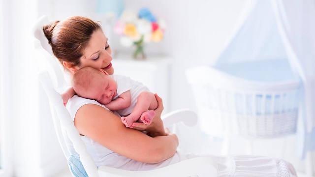 Что происходит с организмом женщины после рождения ребенка