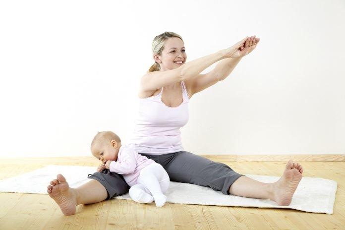 Способы уменьшения живота после родов